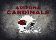 Arizona Cardinals 6' x 8' NFL Distressed Area Rug