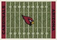 Arizona Cardinals 8' x 11' NFL Home Field Area Rug