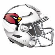 Arizona Cardinals Authentic Helmet Cutout Sign