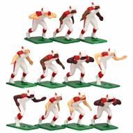 Arizona Cardinals Away Uniform Action Figure Set