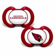 Arizona Cardinals Baby Pacifier 2-Pack