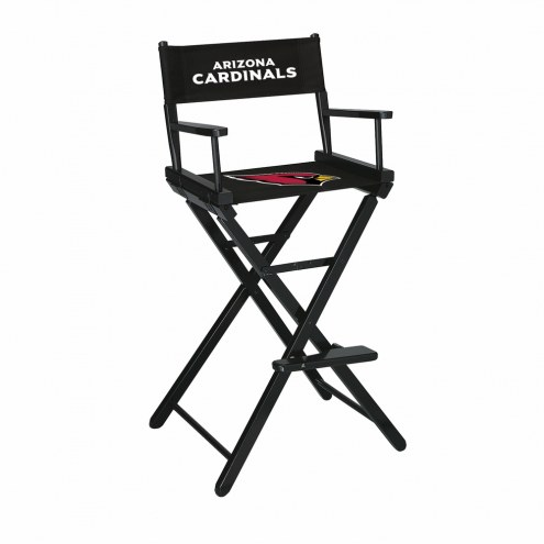 Arizona Cardinals Bar Height Director's Chair