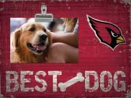 Arizona Cardinals Best Dog Clip Frame