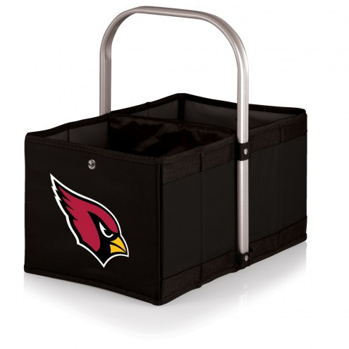 Arizona Cardinals Black Urban Picnic Basket