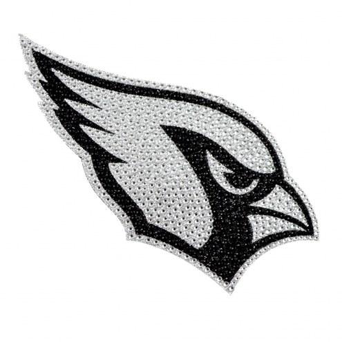 Arizona Cardinals Bling Car Emblem