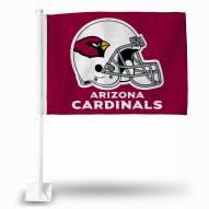Arizona Cardinals Car Flag