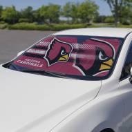 Arizona Cardinals Car Sun Shade