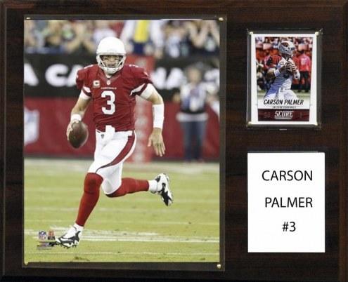 Arizona Cardinals Carson Palmer 12 x 15 Player Plaque