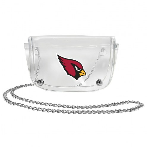 Arizona Cardinals Clear Waistpack