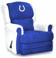 Indianapolis Colts Coach Recliner