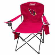 Arizona Cardinals Coleman XL Cooler Quad Chair