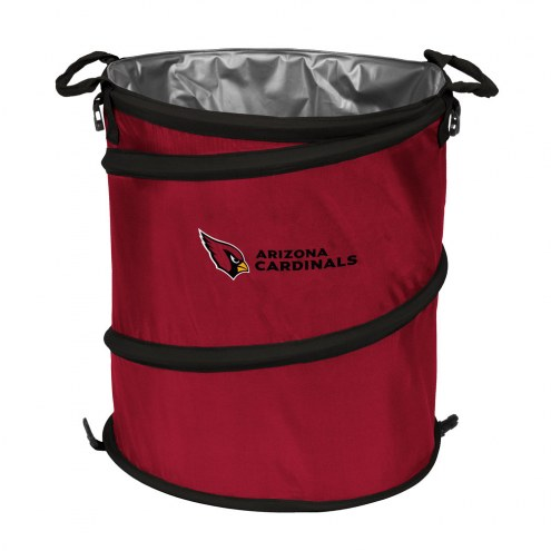Arizona Cardinals Collapsible Laundry Hamper