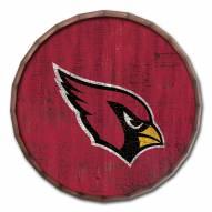 """Arizona Cardinals Cracked Color 24"""" Barrel Top"""