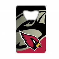 Arizona Cardinals Credit Card Style Bottle Opener