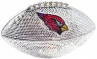 Arizona Cardinals Swarovski Crystal Football