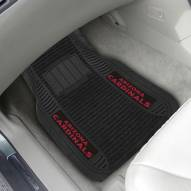 Arizona Cardinals Deluxe Car Floor Mat Set