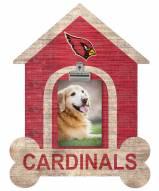 Arizona Cardinals Dog Bone House Clip Frame