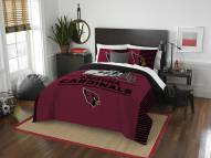 Arizona Cardinals Draft Full/Queen Comforter Set