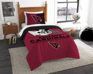 Arizona Cardinals Draft Twin Comforter Set