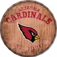"""Arizona Cardinals Established Date 16"""" Barrel Top"""