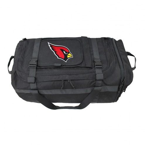 NFL Arizona Cardinals Expandable Military Duffel