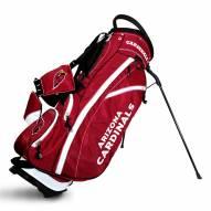 Arizona Cardinals Fairway Golf Carry Bag