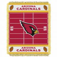 Arizona Cardinals Field Baby Blanket