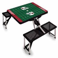 Arizona Cardinals Folding Picnic Table