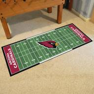 Arizona Cardinals Football Field Runner Rug