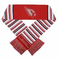 Arizona Cardinals Glitter Stripe Scarf