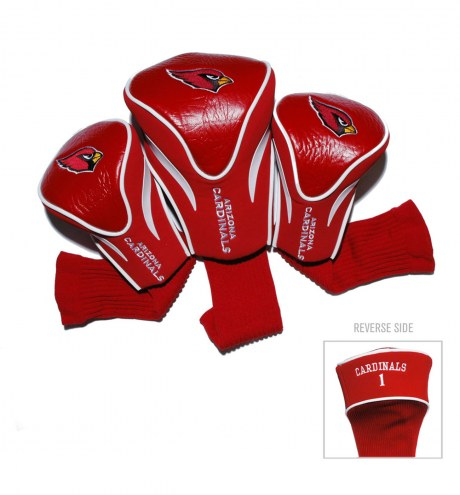 Arizona Cardinals Golf Headcovers - 3 Pack