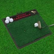 Arizona Cardinals Golf Hitting Mat