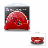 Arizona Cardinals Golf Mallet Putter Cover
