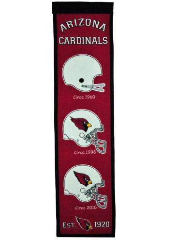 Arizona Cardinals Heritage Banner