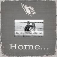 Arizona Cardinals Home Picture Frame