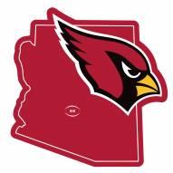 "Arizona Cardinals Home State 11"""" Magnet"