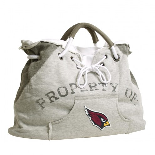 Arizona Cardinals Hoodie Tote Bag