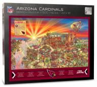 Arizona Cardinals Joe Journeyman Puzzle