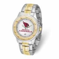 Arizona Cardinals Competitor Two-Tone Men's Watch