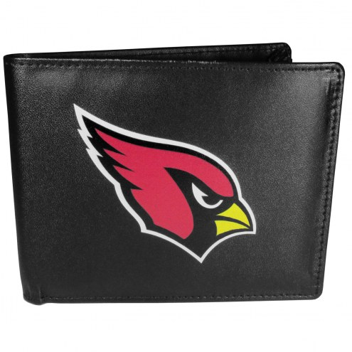 Arizona Cardinals Large Logo Bi-fold Wallet