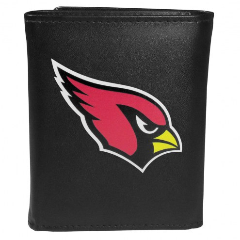 Arizona Cardinals Large Logo Tri-fold Wallet