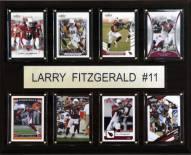 "Arizona Cardinals Larry Fitzgerald 12"" x 15"" Card Plaque"