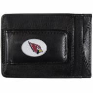 Arizona Cardinals Leather Cash & Cardholder