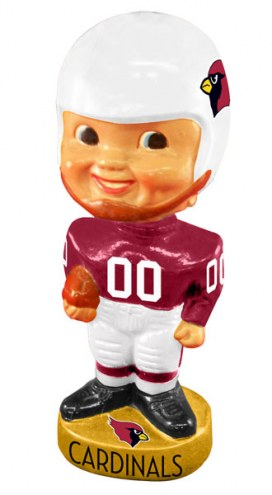 Arizona Cardinals Legacy Football Bobble Head