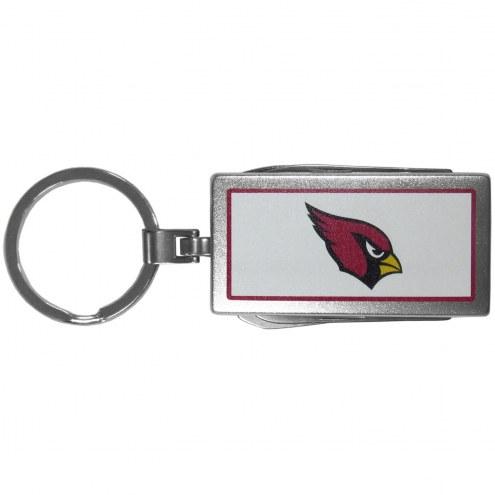 Arizona Cardinals Logo Multi-tool Key Chain