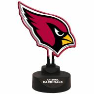 Arizona Cardinals Team Logo Neon Light