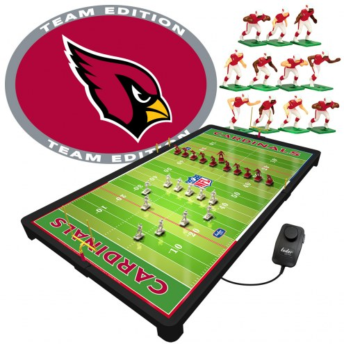 Arizona Cardinals NFL Deluxe Electric Football Game