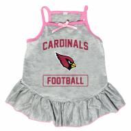 Arizona Cardinals NFL Gray Dog Dress