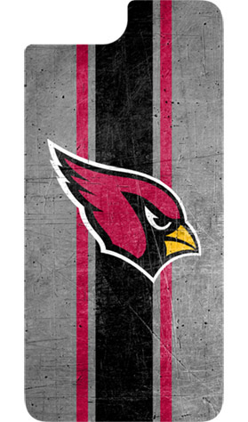 Arizona Cardinals OtterBox iPhone 8 Plus/7 Plus/6s Plus/6 Plus Alpha Glass Screen Protector