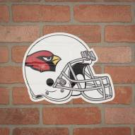 Arizona Cardinals Outdoor Helmet Graphic